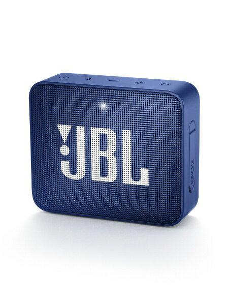 オーディオ, ポータブルスピーカー JBL JBLGO2BLU Bluetooth bluetooth JBL GO2 BLUE