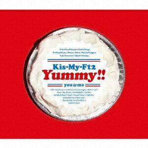 エイベックス・エンタテインメント Kis-My-Ft2/Yummy!! 初回盤A【CD】