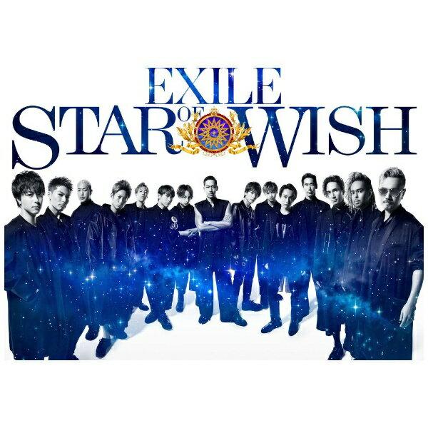 邦楽, ロック・ポップス  Avex Entertainment EXILE STAR OF WISH 3DVDCD