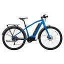 【送料無料】 パナソニック Panasonic 700×50C型 電動アシスト自転車 XU1(マットロイヤルブルー/9段変速...