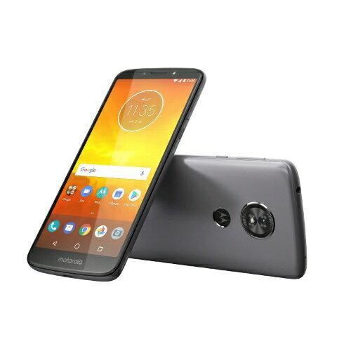 モトローラ Motorola Moto E5 フラッシュグレー 「PACH0011JP」Snapdragon425 5.7型・メモリ/...