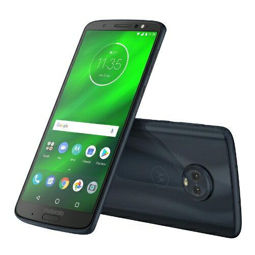 【送料無料】 モトローラ Moto G6 PLUS ディープインディゴ 「PAAT0026JP」Snapdragon630 5.93...