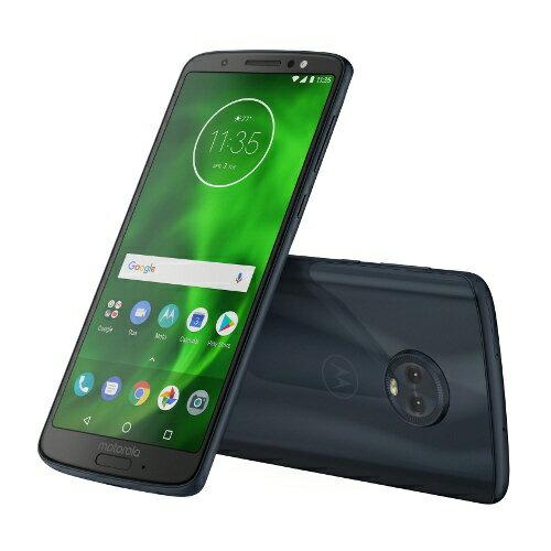 モトローラ Motorola Moto G6 ディープインディゴ 「PAAG0028JP」Snapdragon450 5.7型・メモリ...