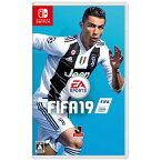 【2018年09月28日発売】 【送料無料】 EA(エレクトロニックアーツスクウェア) FIFA 19 STANDARD EDITION【Switch】