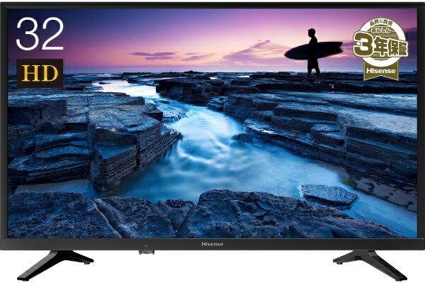 ハイセンス 32A50 [32V型] 地上・BS・110度CSデジタル ハイビジョン 液晶テレビ 32A50