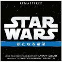 エイベックス・エンタテインメント (オリジナル・サウンドトラック)/ スター・ウォーズ エピソード IV/新たなる希望 オリジナル・サウンドトラック【CD】