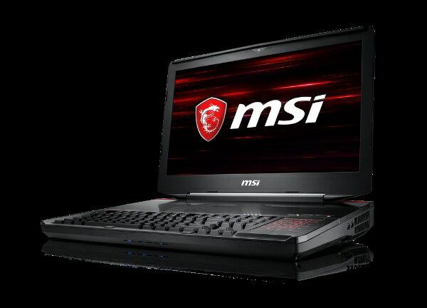 パソコン, ノートPC  MSI msi GT83-8RG-001JP