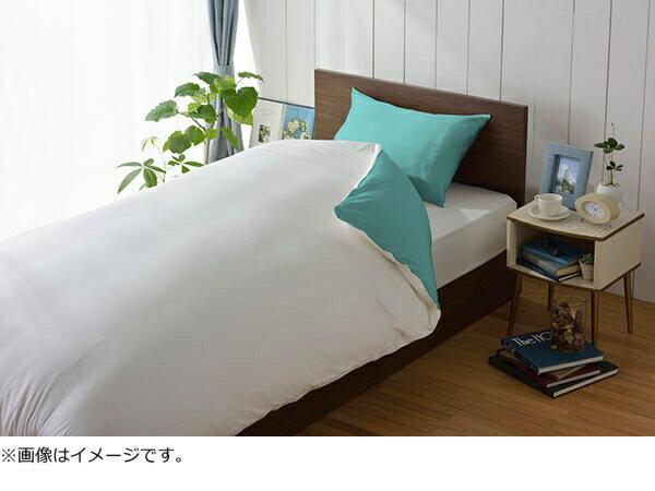 生毛工房 【まくらカバー】amadana 小さめサイズ(綿100%/40×80cm/MIZU)【日本製】