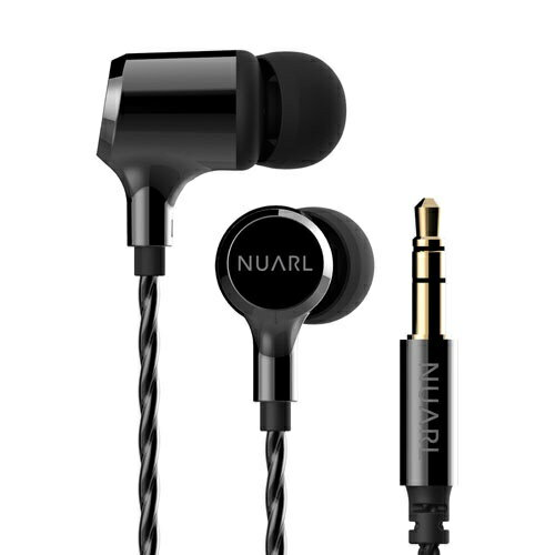 オーディオ, ヘッドホン・イヤホン NUARL NX01A2-SB 3.5mm NX01A2SB