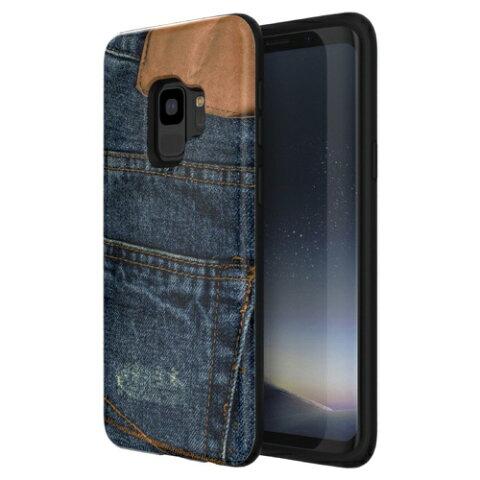 ROA Galaxy S9 PINTA JEANS COLLECTION ヴィンテージジーンズ MN89764S9 ヴィンテージジーンズ