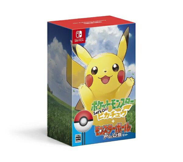 Nintendo Switch, ソフト  Nintendo Lets Go Plus Switch