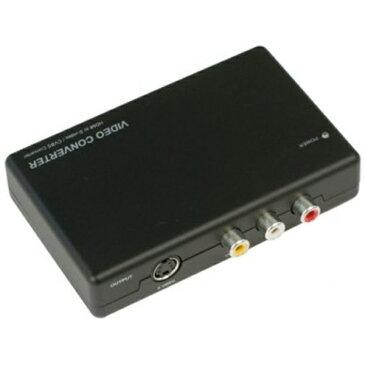 【送料無料】 テック [HDMI 入力−出力 S端子/コンポジット] ビデオコンバーター THDMISC2