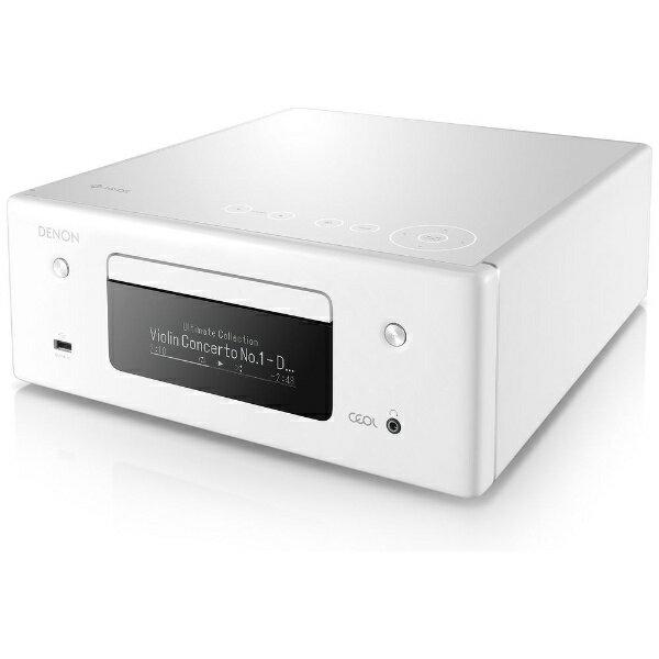 コンポ用拡張ユニット, CDプレーヤー  Denon CD RCD-N10W FMRCDN10W