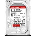 WESTERN DIGITAL ウェスタン デジタル WD80EFAX 内蔵HDD [3.5インチ /8TB]【バルク品】 [WD80EFAX]