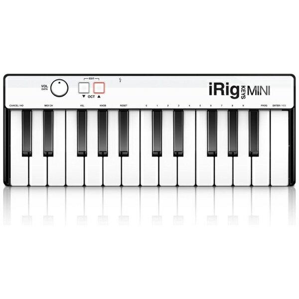 DAW・DTM・レコーダー, MIDIキーボード IKMULTIMEDIA MIDI iRig Keys MINI IKM-OT-000049IKMOT000049