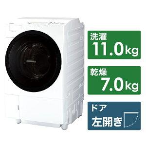 東芝 TOSHIBA ドラム式洗濯乾燥機 ZABOON「TW-117A7」