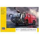 長谷川製作所Hasegawa 1/72 ローゼンバウアー パンサー 6×6 空港用化学消防車
