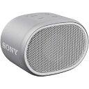 ソニー SONY ブルートゥース スピーカー SRS-XB01WC ホワイト [Bluetooth対応 /防水][ソニー ワイヤレススピーカー SRSXB01WC]