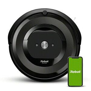 iRobot アイロボット 【国内正規品】 ロボット掃除機 「ルンバ」 e5 ブラック〔Roomba ルンバe5 e515060 お掃除ロボット〕