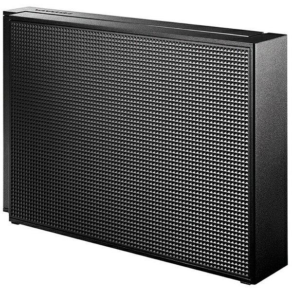 I-O DATA アイ・オー・データ HDCZ-UT4KC 外付けHDD ブラック [据え置き型 /4TB][HDCZUT4KC]