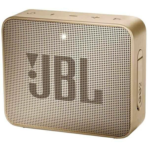 オーディオ, スピーカー JBL JBLGO2CHAMPAGNE Bluetooth bluetooth JBL GO 2pointrb