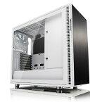 FRACTAL DESIGN フラクタルデザイン PCケース Define R6 Tempered Glass White USB3.1 Gen2 USB-C FD-CA-DEF-R6C-WT-TGC ホワイト