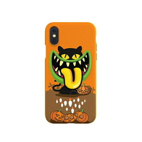 SWITCHEASY iPhone XS Max対応 Monsters SEI9LCSTPMTSK Spooky