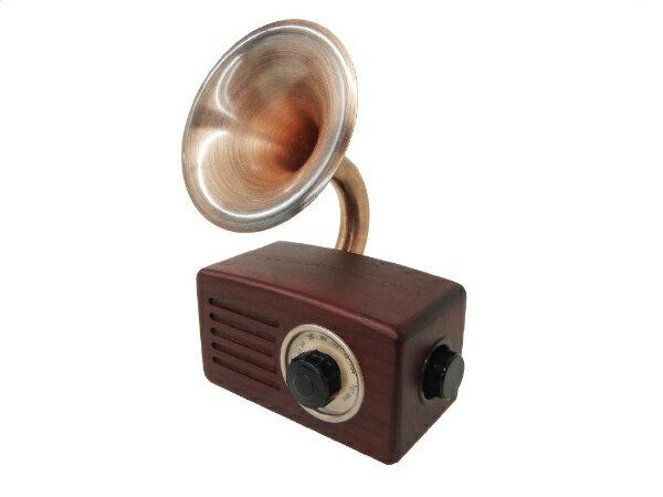 aiwa アイワ ブルートゥース スピーカー ブラウンウッド SB-FH20 [Bluetooth対応][SBFH20]