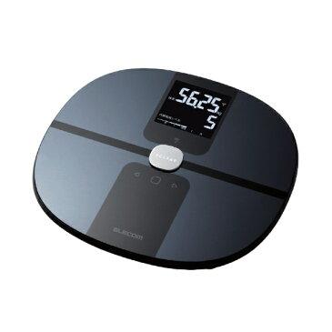 【送料無料】 エレコム 体組成計 「エクリア」(Wi-Fi通信機能搭載) HCS-WFS01BK ブラック [スマホ管理機能あり]