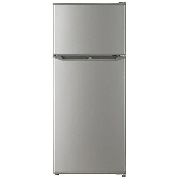 ハイアールHaier冷蔵庫ThinkSeriesシルバーJR-N130A-S 2ドア/右開きタイプ/130L  冷蔵庫一人暮らし