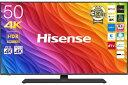 ハイセンス Hisense 50A6800 液晶テレビ [50V型 /4K対応 /BS・CS 4Kチ ...