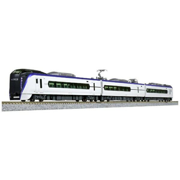 鉄道模型, 電車 20207 KATO N10-1524 E353 3