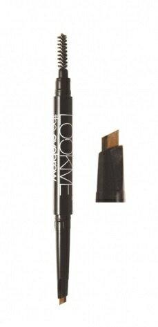 H&M BEAUTY エイチアンドエムビューティ LOOKME リッチカラーアイブロウペンシル LCE01 Light Brown