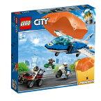 レゴジャパン LEGO(レゴ) 60208 シティ パラシュート逮捕