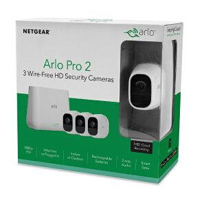 Arlo アーロ VMS4330P100JPS Arlo Pro2 カメラ3台モデル VMS4330P100JPS[暗視対応 /有線・無線 /屋外対応] Arlo Pro 2 [暗視対応 /有線・無線 /屋外対応]