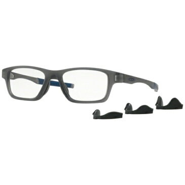 オークリー OAKLEY 【度付き】CROSSLINK HIGH POWER メガネセット(サテングレースモーク)OX8117-0352 [薄型/屈折率1.60/非球面/PCレンズ]