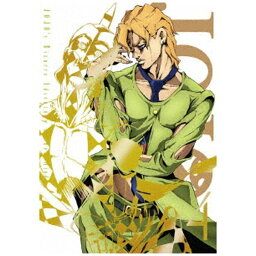 ワーナー ブラザース ジョジョの奇妙な冒険 黄金の風 Vol.4 初回仕様版