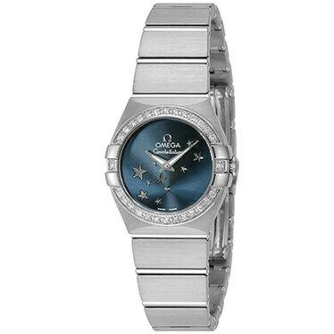 腕時計, レディース腕時計  OMEGA CONSTELLATION 123.15.24.60.03.001