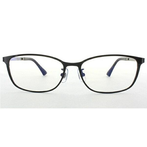 TAGlabel by amadana タグレーベル バイ アマダナ メガネ eye wear AT-WE-12(53)(BK) ブラック [度無し /薄型 /屈折率1.60 /非球面 /PCレンズ]