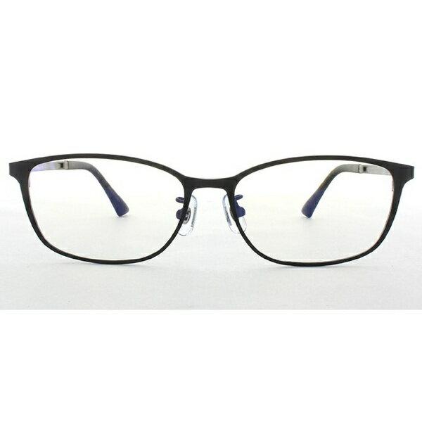 TAGlabel by amadana タグレーベル バイ アマダナ メガネ eye wear AT-WE-12(53)(MBK) マットブラック [度無し /薄型 /屈折率1.60 /非球面 /PCレンズ]