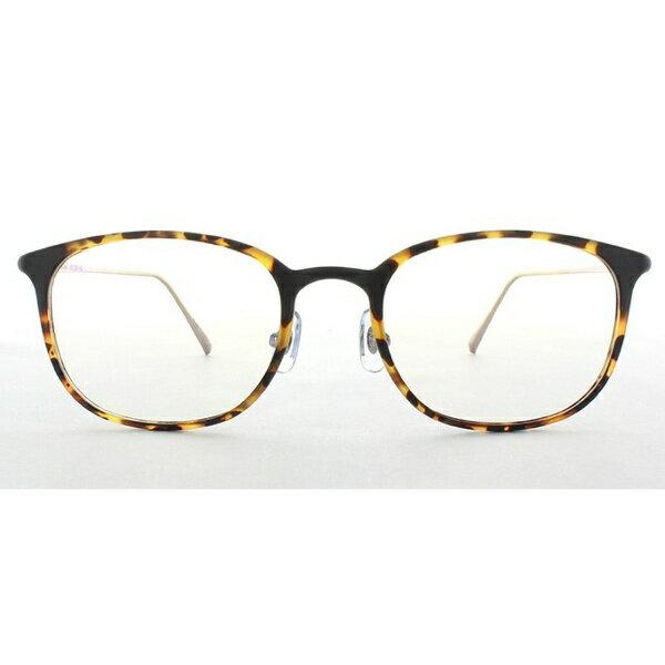 TAGlabel by amadana タグレーベル バイ アマダナ メガネ eye wear AT-WE-08(50)(DML) デミブラウンライト [度無し /薄型 /屈折率1.60 /非球面 /PCレンズ]