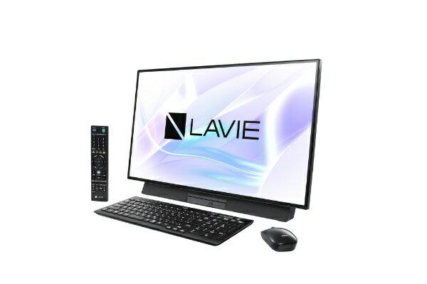 デスクトップPC「LAVIE Desk All-in-one」(PC-DA970MA)