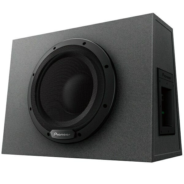 カーオーディオ, ウーファー  PIONEER 25cm TS-WX1010A TS-WX1010ATSWX1010A