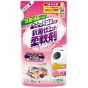 LION ライオン ペットの布製品専用 抗菌仕上げ柔軟剤 つめかえ用 300g その1
