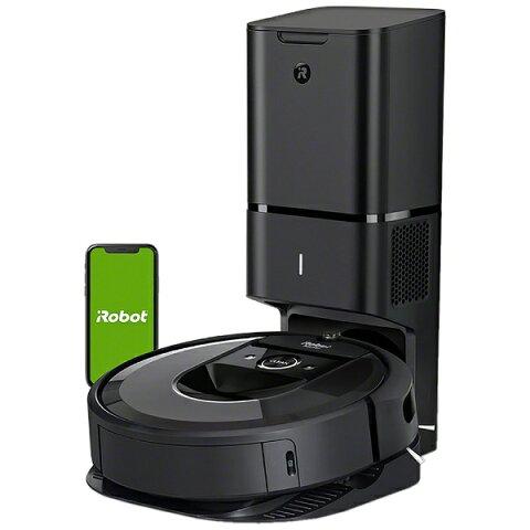 iRobot アイロボット 【国内正規品】 ロボット掃除機 「ルンバ」 i7+ ダークグレー[Roomba ルンバi7+ i755060 お掃除ロボット]