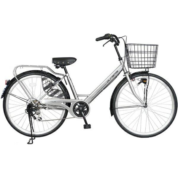 CHACLE(チャクル)『26型 ノーパンク自転車(FQ_CC266V_HD_BAA_B)』