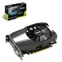 ASUSエイスース GeForce GTX 1660Ti搭載 小型ゲーミングPCに最適なVGA PH-GTX1660TI-O6G PHGTX1660TIO6G