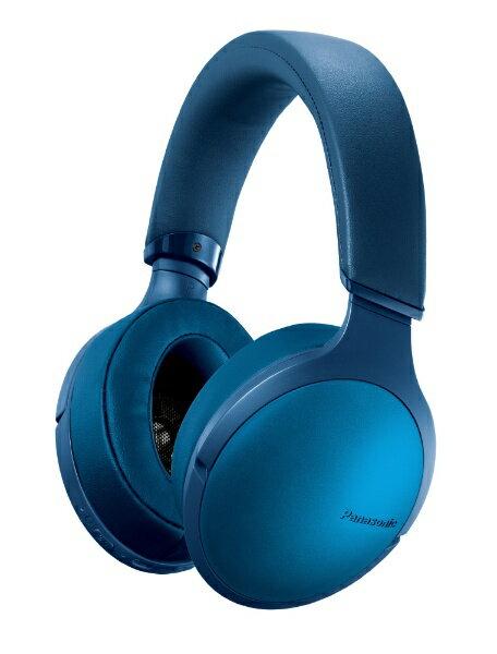 オーディオ, ヘッドホン・イヤホン  Panasonic RP-HD300B-A Bluetooth RPHD300BA