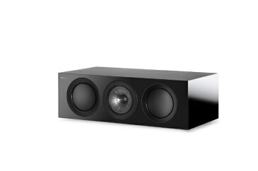 KEF ケーイーエフ スピーカー R2cBlack ブラックグロス [ハイレゾ対応 /DolbyAtmos対応 /1本 /3ウェイスピーカー][R2c]
