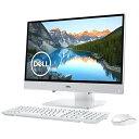 DELL デル 21.5インチデスクトップPC[Office付き・Win10・インテル Core i3-8145U・16GB インテル Optane メモリー+1TB/HDD5400回転・メモリ4GB] Inspiron 22 3000 3280 ホワイト[21.5インチ office付き 新品 一体型 windows10] - 楽天ビック(ビックカメラ×楽天)